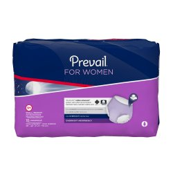Prevail® for Women Overnight Absorbent Underwear