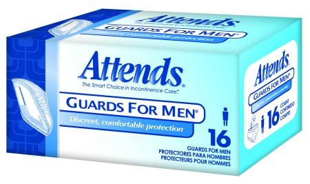 Attends® Guards For Men® Bladder Control Pad