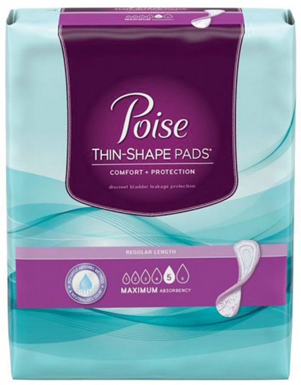 Poise® Bladder Control Pad