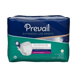Prevail® Extended Use Incontinent Brief