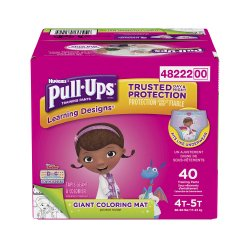 Pull-Ups® Learning Designs® Potty Training Pants for Girls
