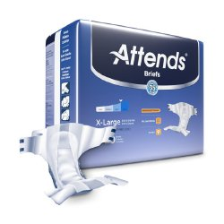 Attends® Advanced Incontinent Brief