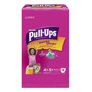 Pull-Ups® Learning Designs® Training Pants for Girls
