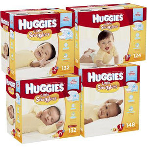 KC Huggies® Little Snugglers Diaper
