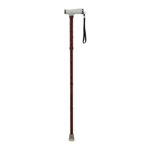 Folding Cane with Glow Gel Grip Handle
