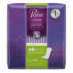 KC Poise® Incontinence Liner