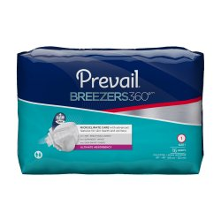 Prevail® Breezers 360° Ultimate Absorbency Incontinent Brief