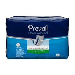 Prevail® Male Guard Bladder Control Pad