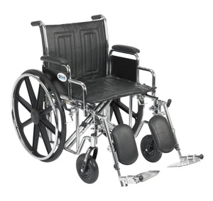Sentra EC Heavy Duty Wheelchair