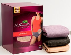 Depend® Silhouette® Active Fit® Absorbent Underwear