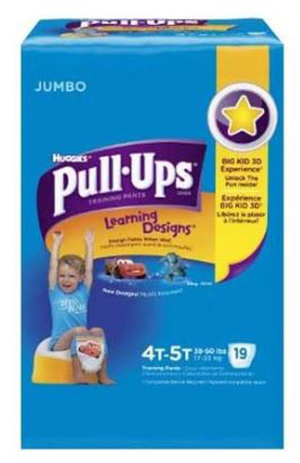 Pull-Ups® Learning Designs® Training Pants for Boys