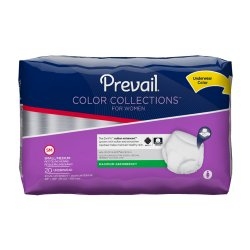 Prevail® Color Collections Absorbent Underwear