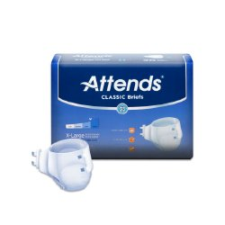 Attends® Classic Heavy Absorbency Incontinent Brief