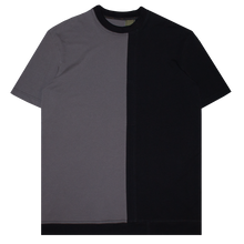 Load image into Gallery viewer, NOT A SPLIT TEE (GUNMETAL)