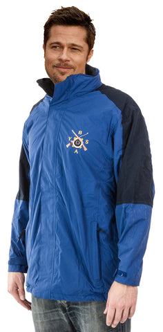 BYSA Waterproof Jacket with removable fleece - Regatta TRA130