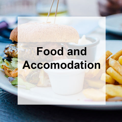 Food & Accommodation - Easter 2019