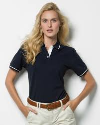 NEW! BYSA Short Sleeve Luxury Polo - Kustom Kit KK607 (Ladies sizes)