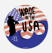 Wade in the USA