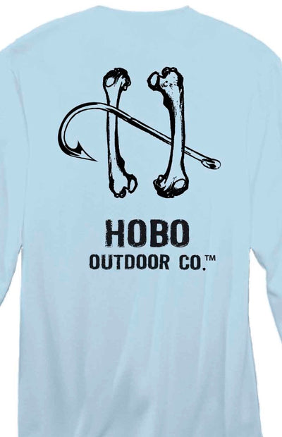 Hobo Fishing Shirt
