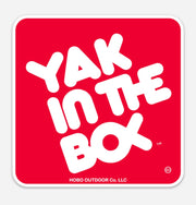 YAK in The Box