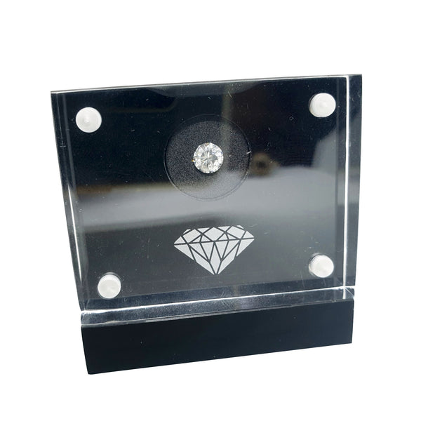 Diamante taglio Brillante H/VVS1, 0.70 ct (IGI) - Occasione