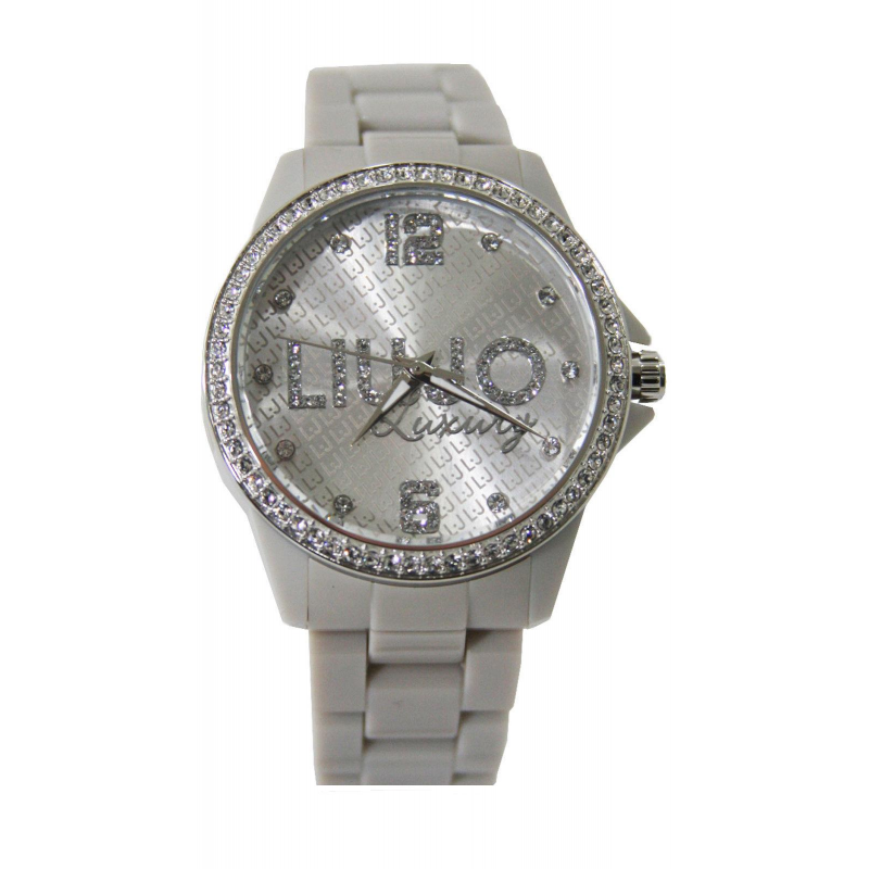 LIU JO Luxury Charlotte TLJ681 Light Gray Watch - LUPPINO GIOIELLI SRLS