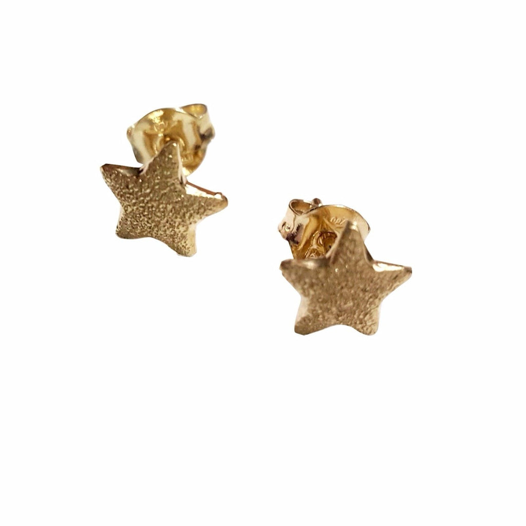 STELLA Earrings in Yellow Gold 18 kt - 750 / 000 - LUPPINO GIOIELLI SRLS