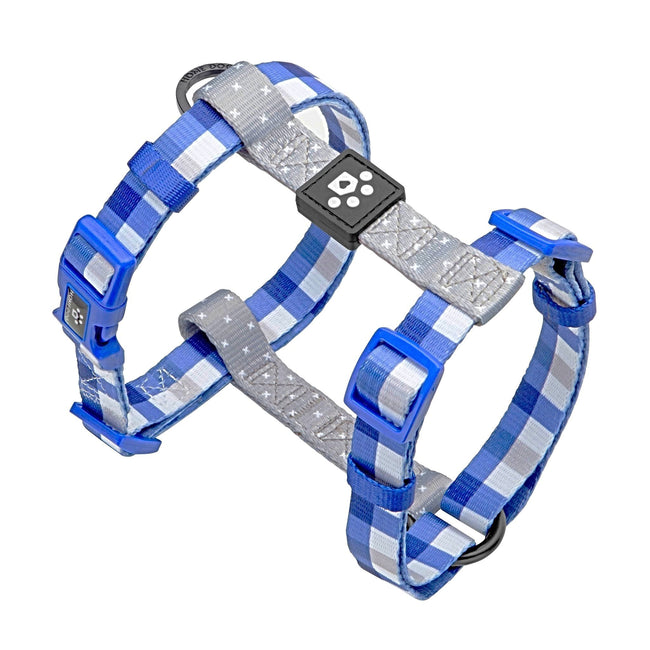 Strap Harness - Pawfect Plaid