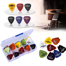 Load image into Gallery viewer, 50 Alice Guitar Picks with Case