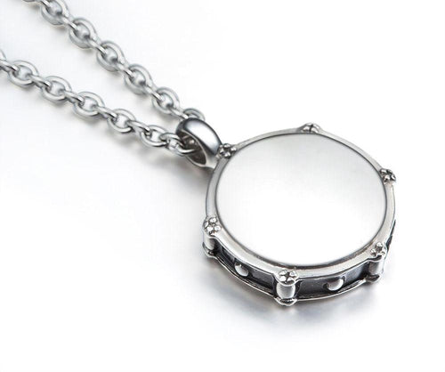 Drummer's Necklace (Snare Drum)