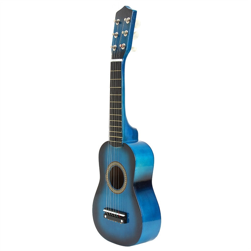 Blue 21 Inch Acoustic Guitar for Kids