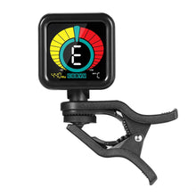 Load image into Gallery viewer, Black Square Universal Premium Clip Tuner