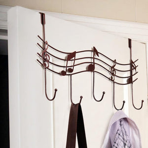 Music Note Door Hanger