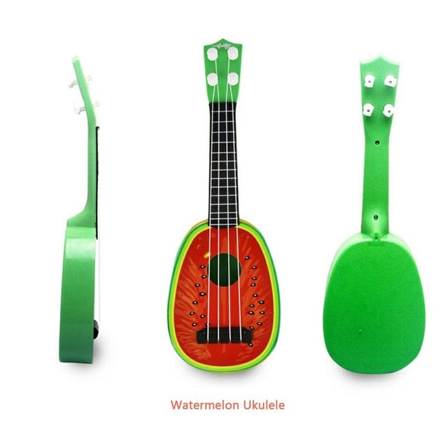 Mini Watermelon Ukulele For Kids