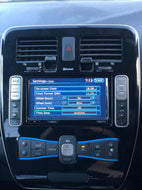 Nissan Leaf Gen 1 Converted English Headunit