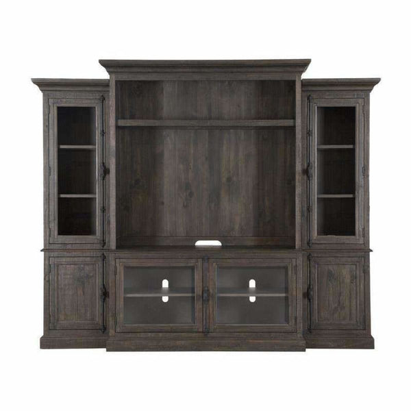Bellamy Entertainment Wall Unit - ENTERTAINMENT CONSOLE