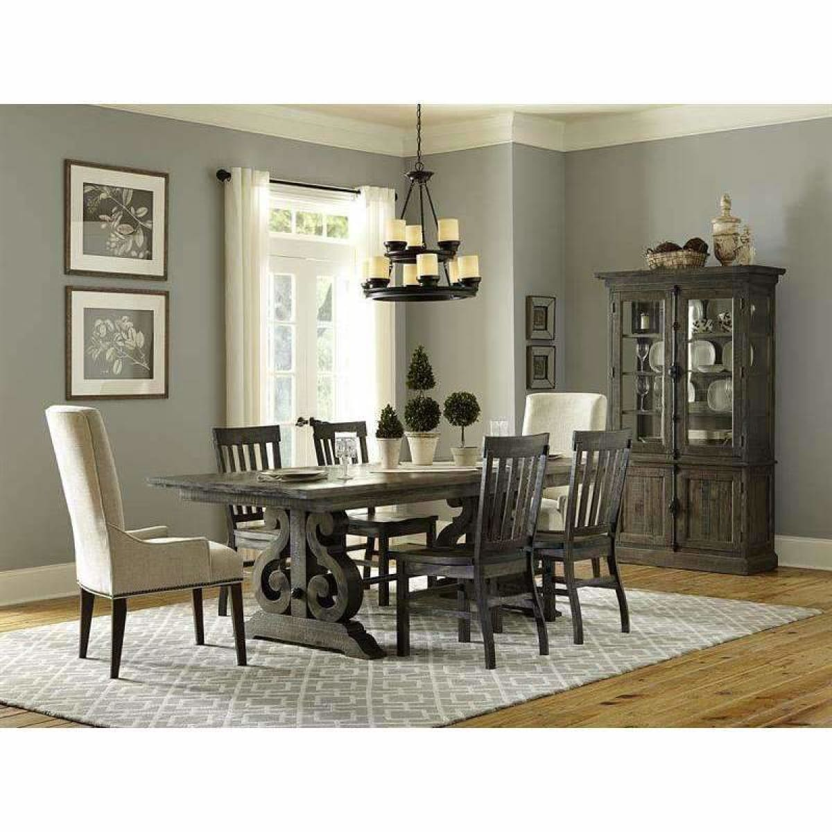 Bellamy Rectangular Dining Table - DININGCOUNTERHEIGHT