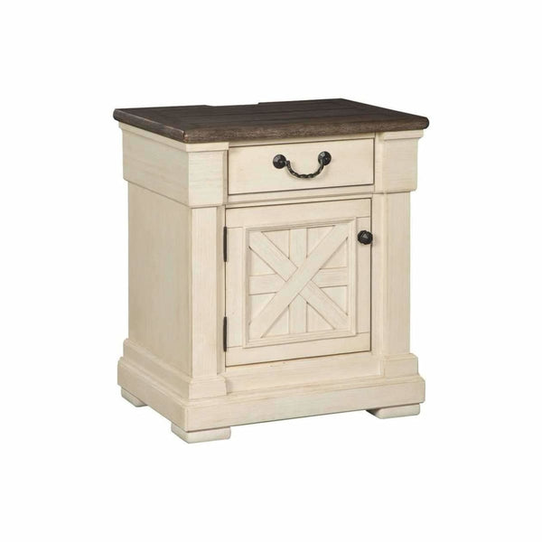 Bolanburg Two Tone Nightstand - NIGHTSTAND