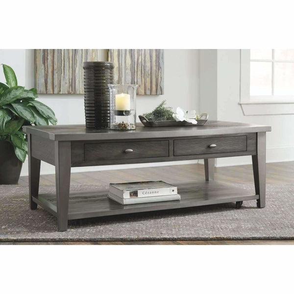 Branbury Coffee Table - COFFEE TABLE