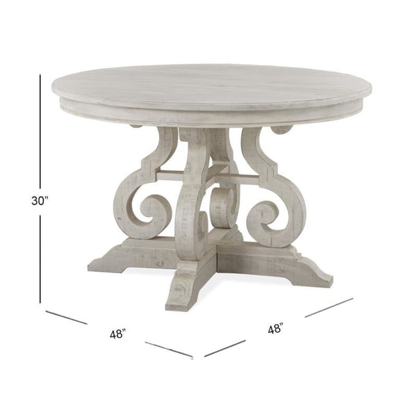Bronwyn 48 Round Dining Table - DININGCOUNTERHEIGHT