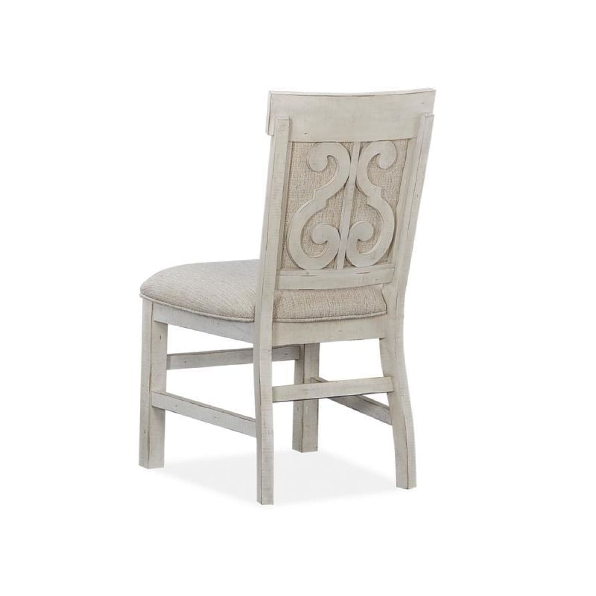Bronwyn Dining Side Chair w/Upholstered Seat & Back - dining chairs
