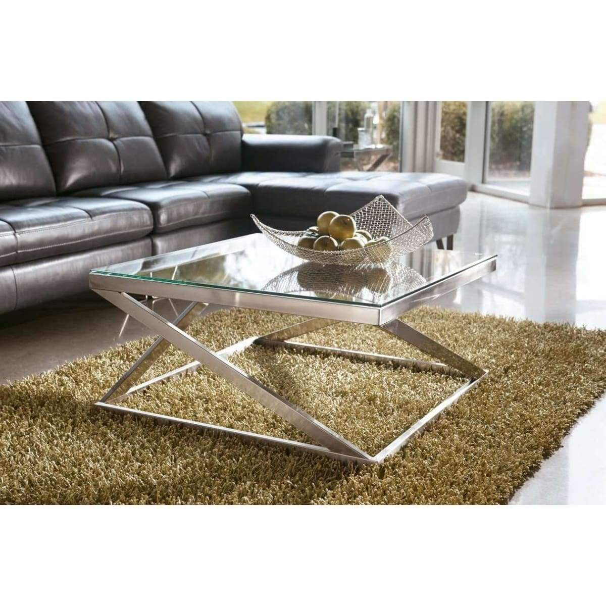 Coylin Coffee Table - COFFEE TABLE
