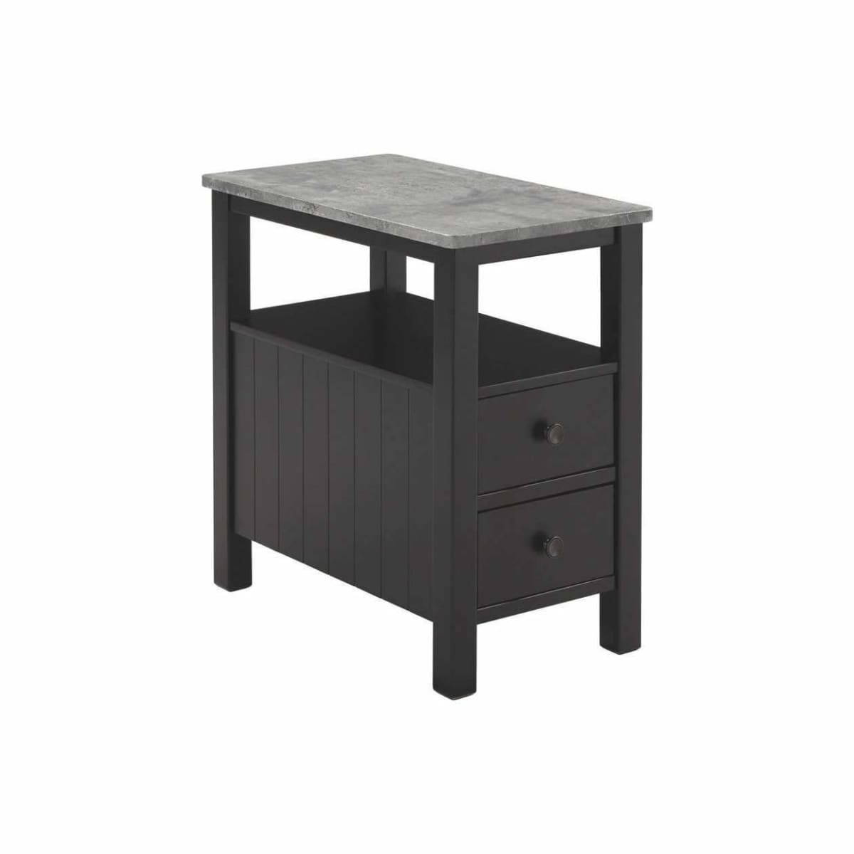 Ezmonei Chairside End Table - END TABLE/SIDE TABLE