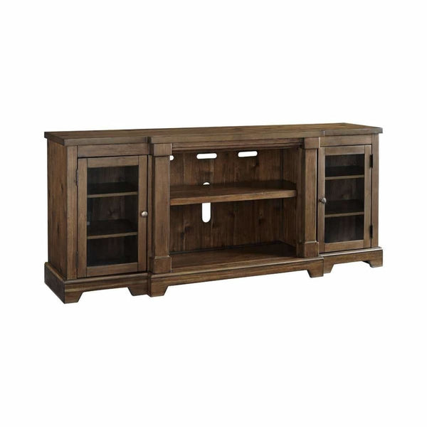 Flynnter 75 TV Stand - ENTERTAINMENT CONSOLE