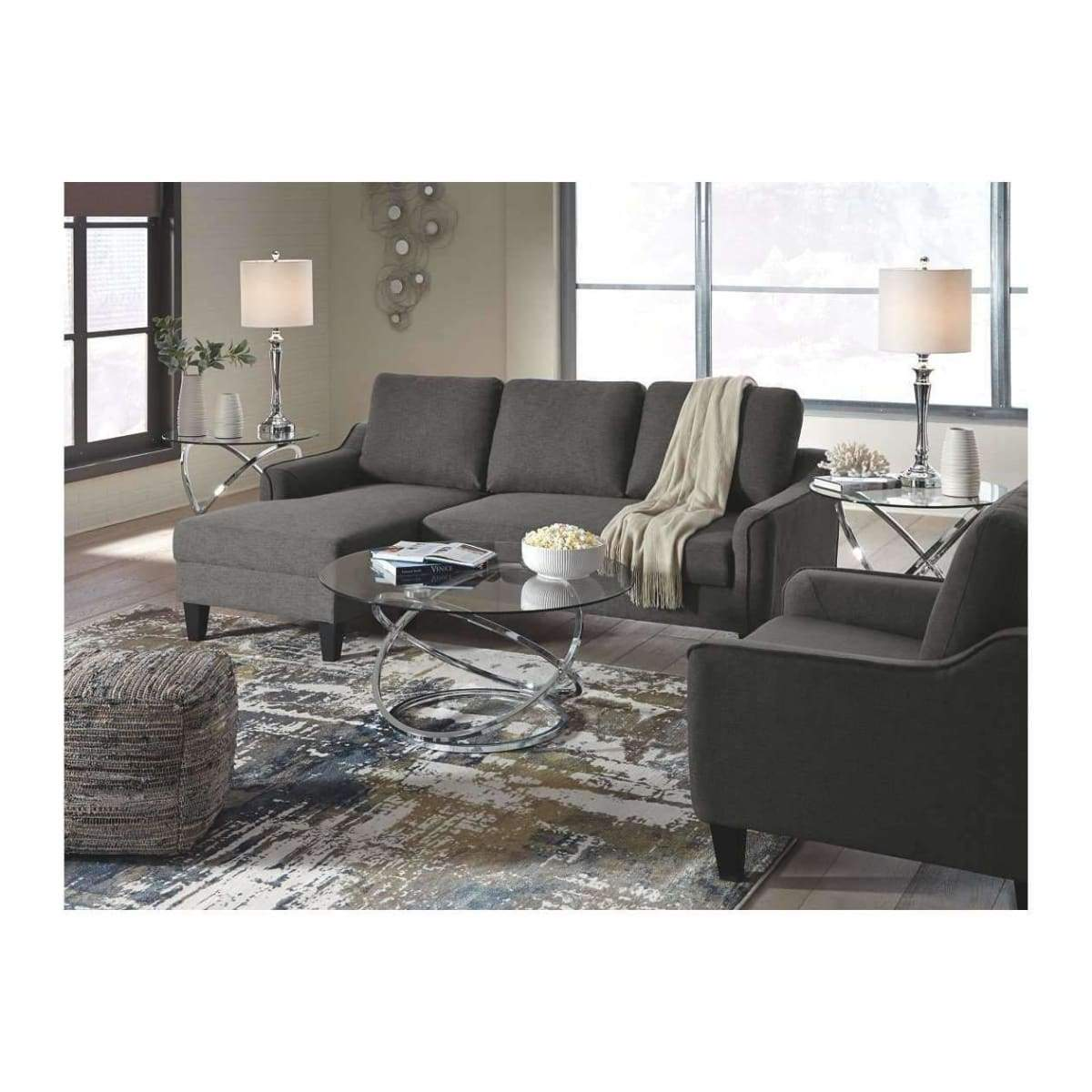Hollynyx Coffee Table (Set of 3) - COFFEE TABLE