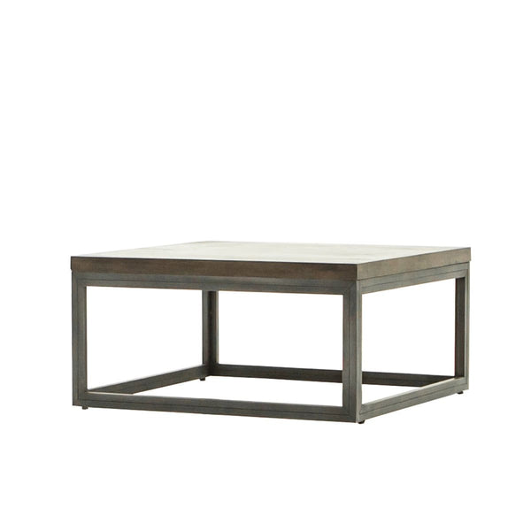 Hunter Square Coffee Table - COFFEE TABLE