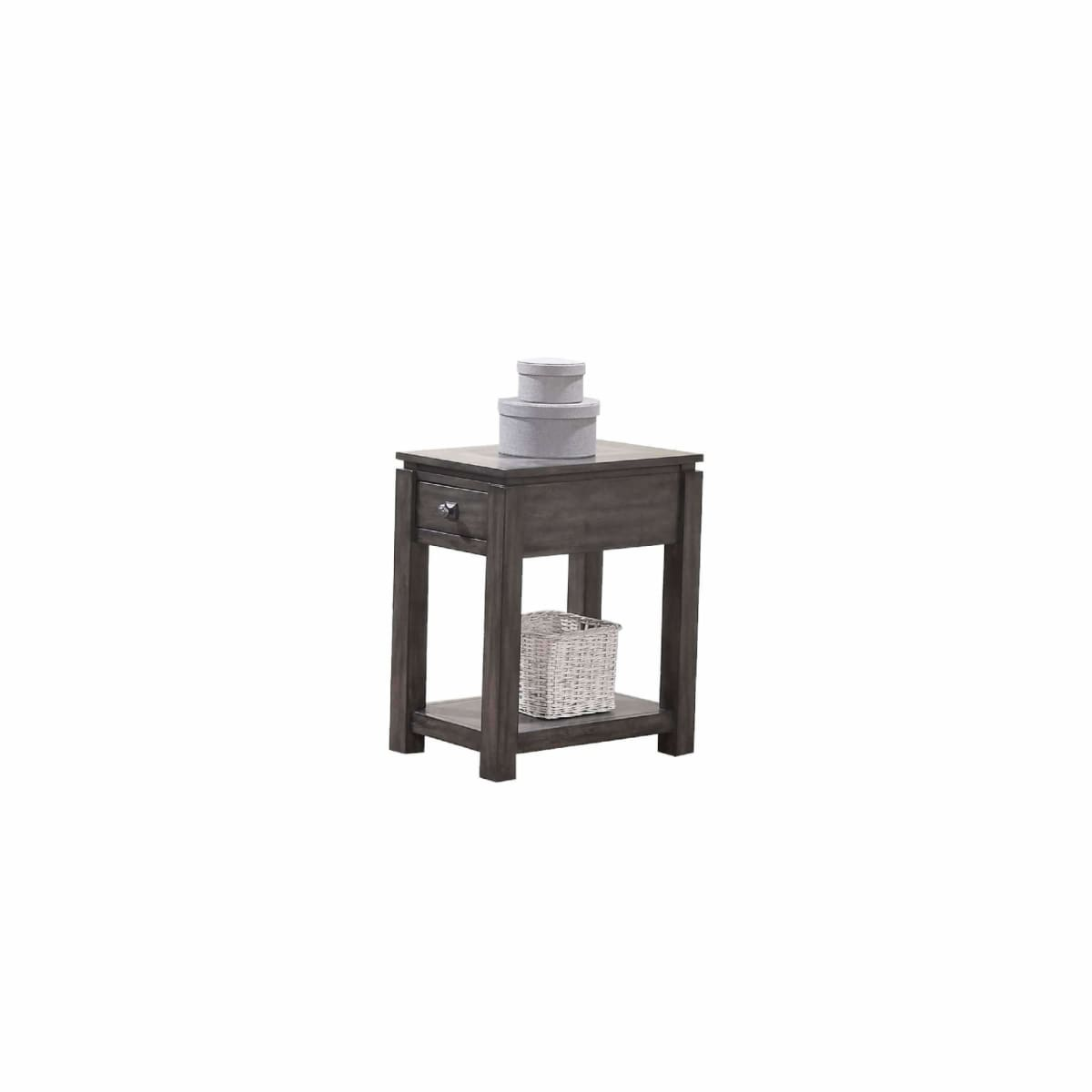 Lancaster 14 Lamp Table - END TABLE/SIDE TABLE