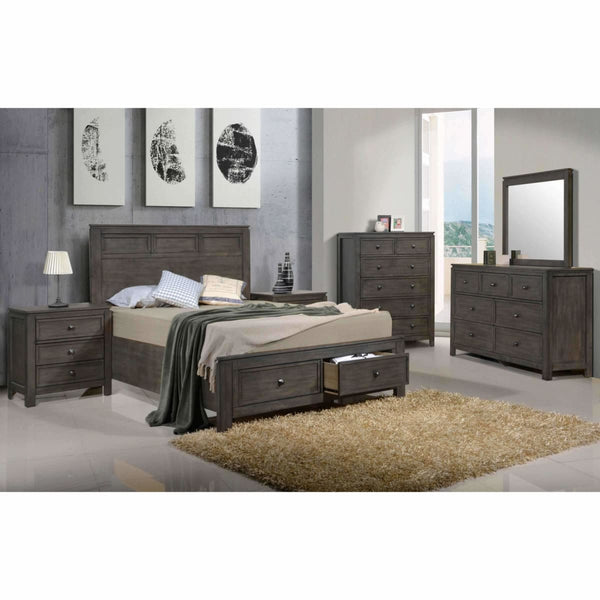 Lancaster 26 3-Drawer Nightstand - NIGHTSTAND