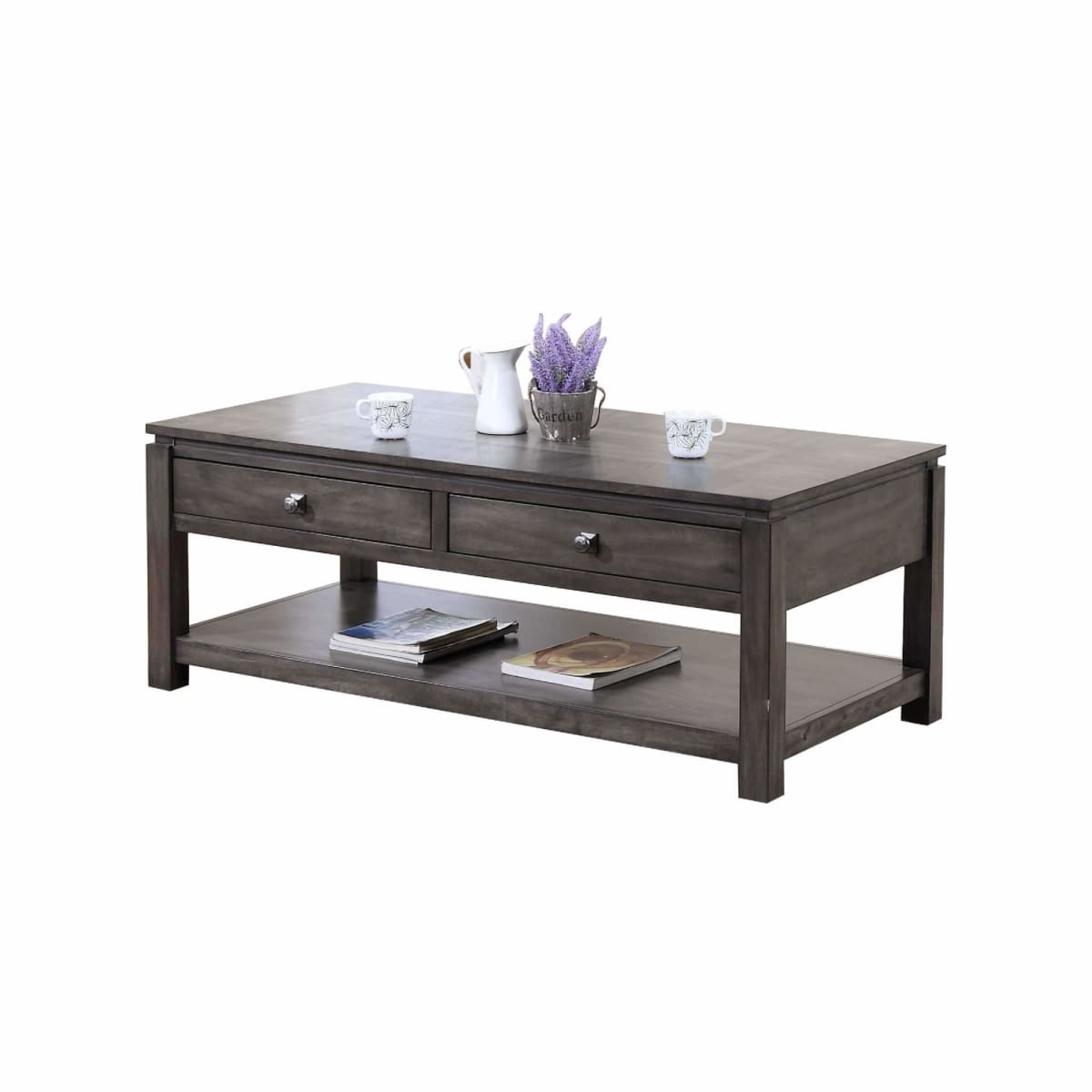 Lancaster 50 Rectangular Coffee Table - COFFEE TABLE