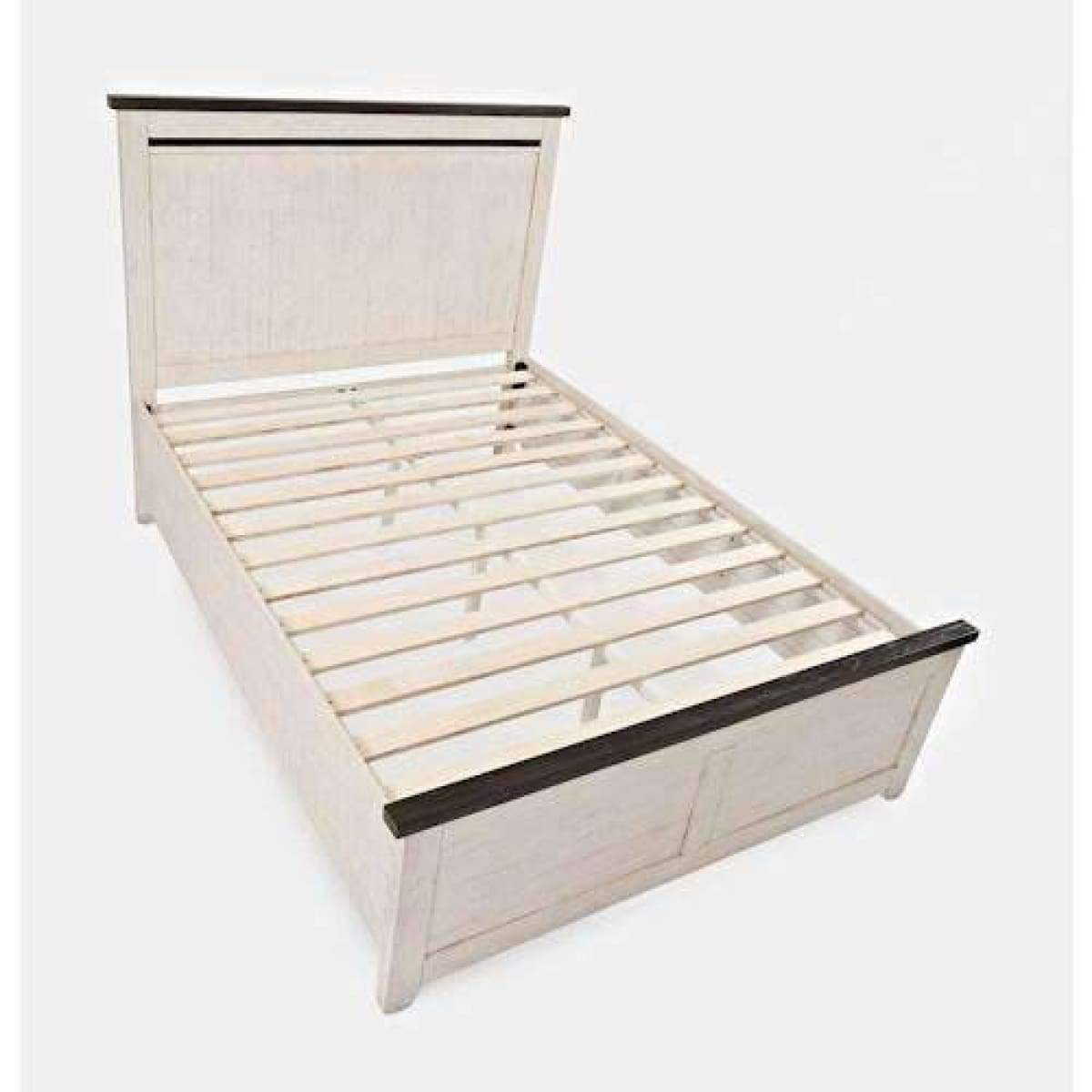 Madison Country Panel Beds-White - BED